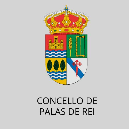 Logotipo Concello de Palas de Rei