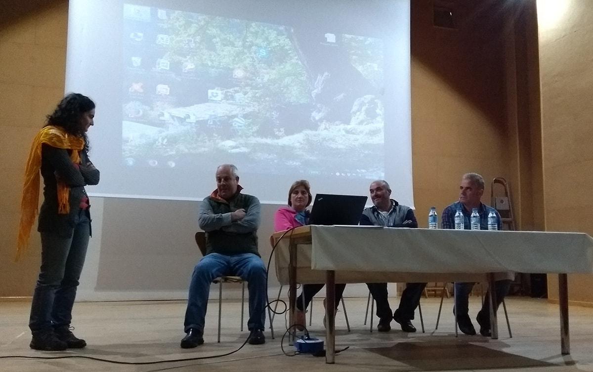 Xornada informativa sobre as plantacións de eucalipto