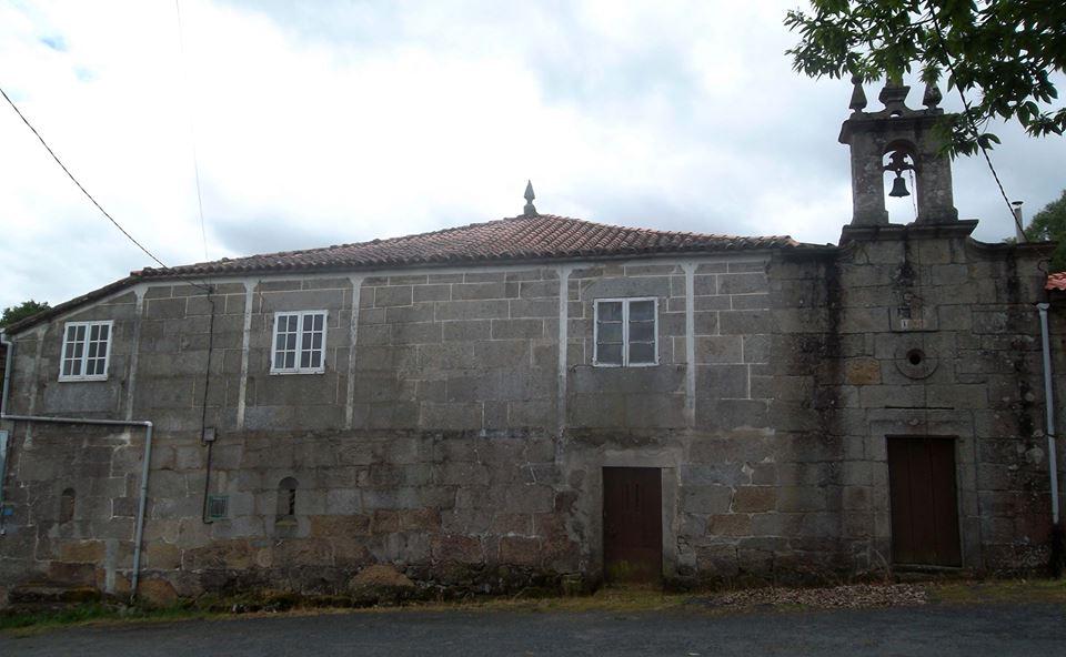 Fente 3 Casa Grande da Graña e capela de Santa Minia