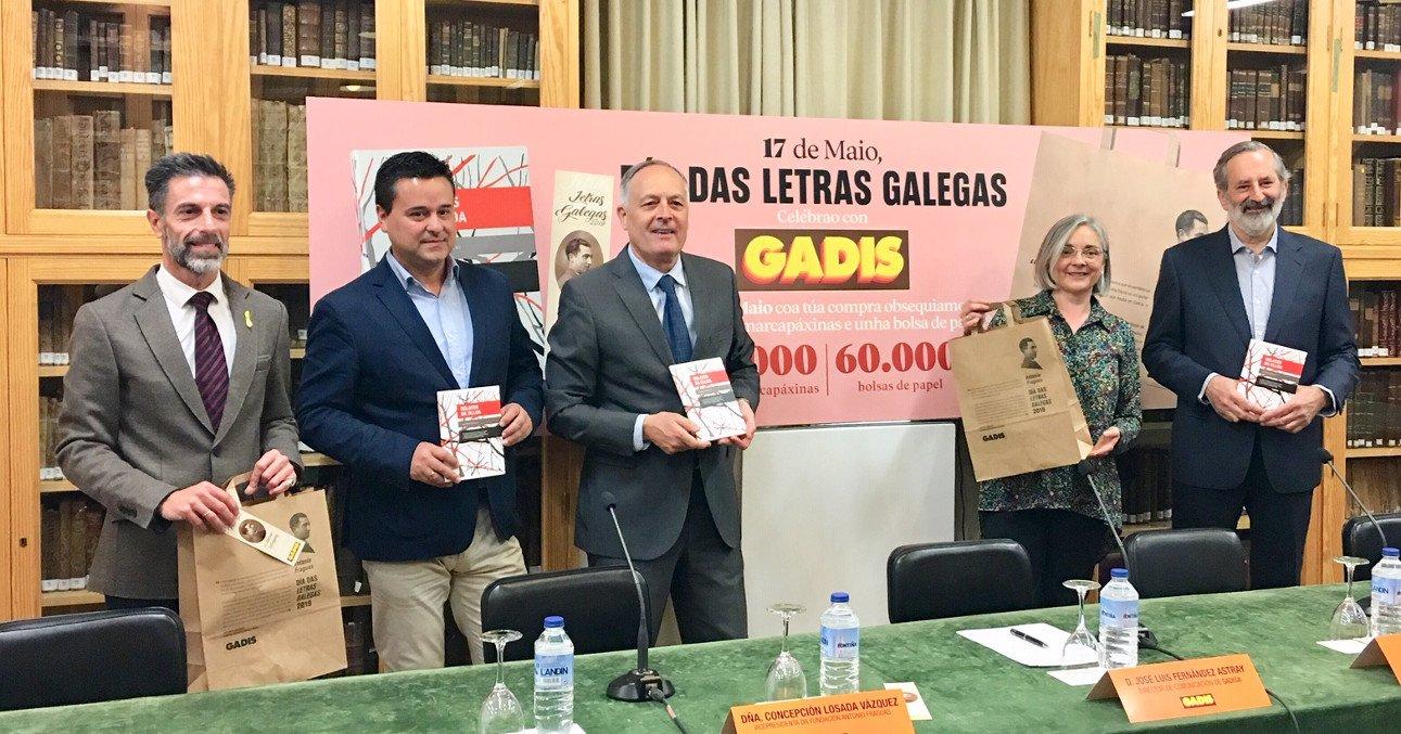 17 maio 2019 Día das letras Galegas, Gadis e o Instituto de Estudos Ulloáns presentan Relatos da Ulloa, Gadis, Instituto de Estudos Ulloáns, IEU