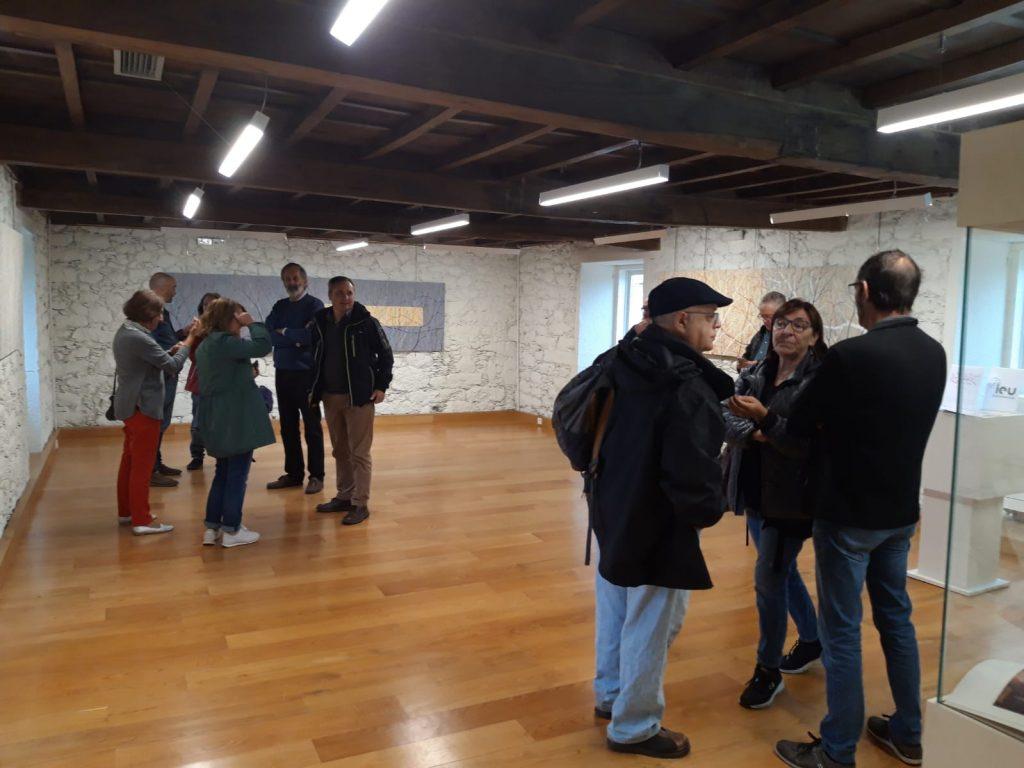 Exposición Seara. Instituto de Estudos Ulloáns. Pambre