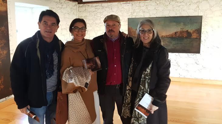 Exposición Vicente Prego, Instituto de Estudos Ulloáns 2