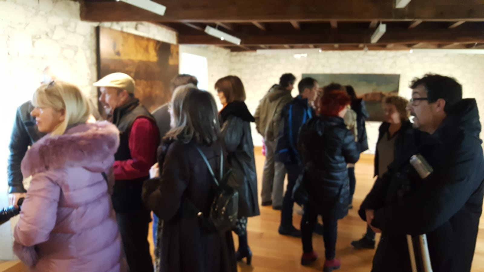 Exposición Vicente Prego, Instituto de Estudos Ulloáns 3