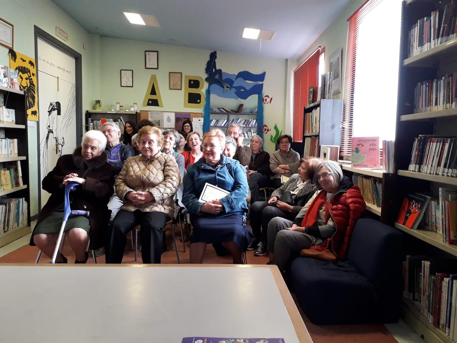 Presentación Cairon, biblioteca municipal de Antas de Ulla, Instituto de Estudos Ulloáns