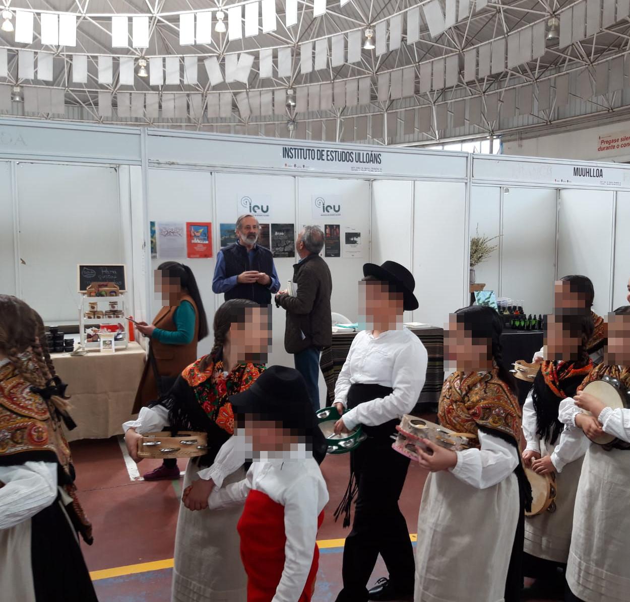 O IEU na XXVII Feira do Queixo da Ulloa, Monterroso maio 2019 (2)