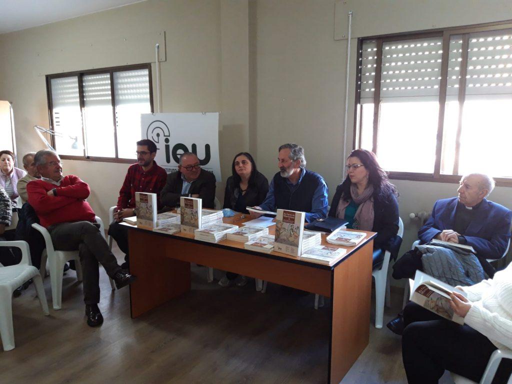 Presentación do libro As Feiras de Monterroso, Instituto de Estudos Ulloáns