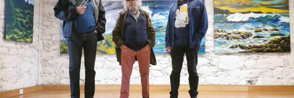 Exposición Kukas, Instituto de Estudos Ulloáns, IEU, castelo de Pambre, Palas de Rei