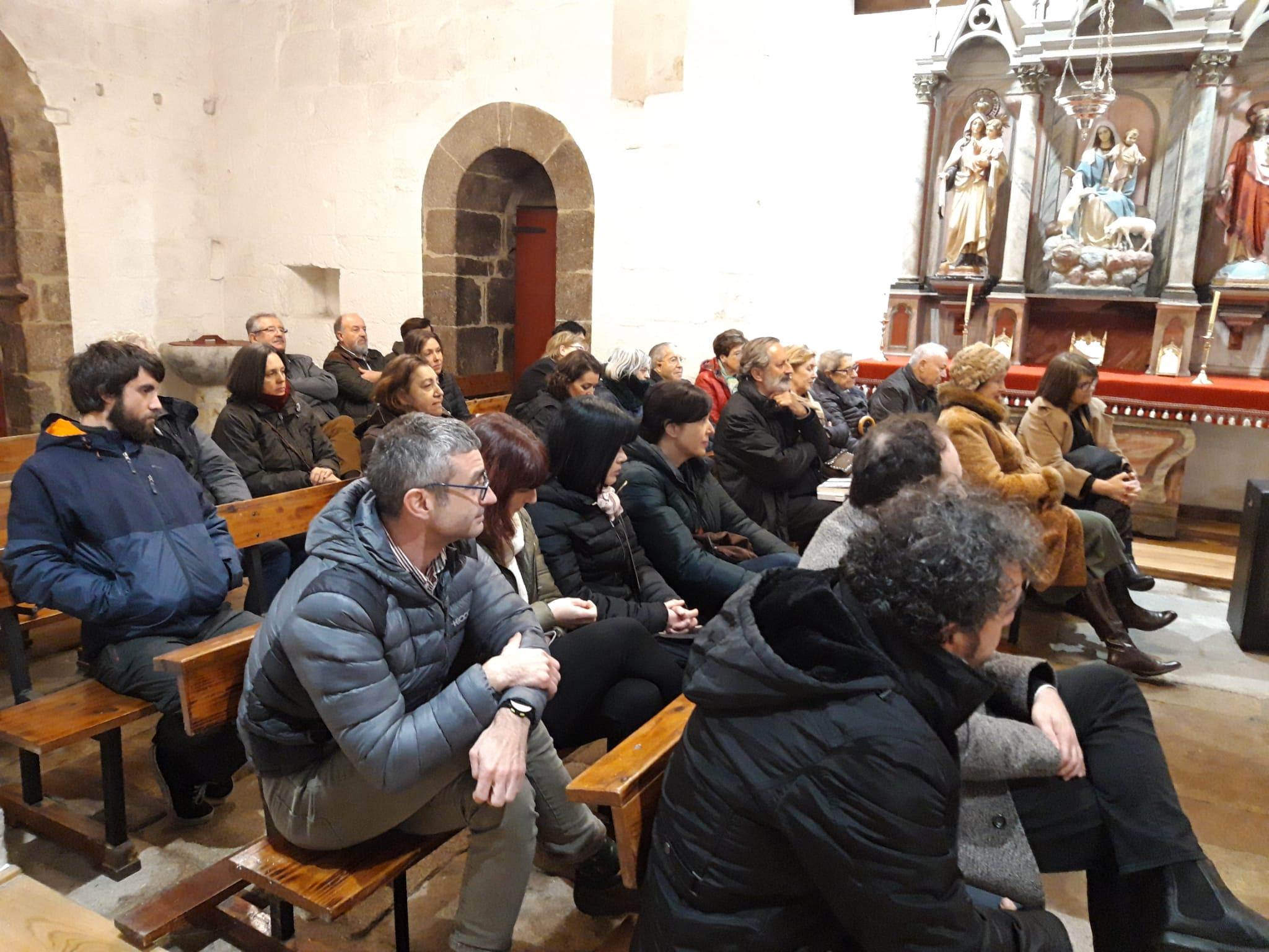 Recital poético sobre o Pico Sacro, Instituto de Estudos Ulloáns, IEU
