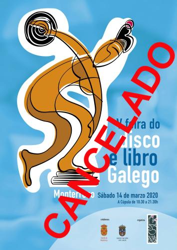CANCELACION V Feira do libro de Monterroso, Instituto de Estudos Ulloáns