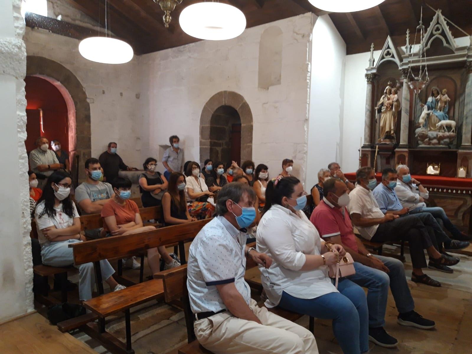 Presentación Cairón 4, Antas de Ulla, Instituto de Estudos Ulloáns, Deputación de Lugo