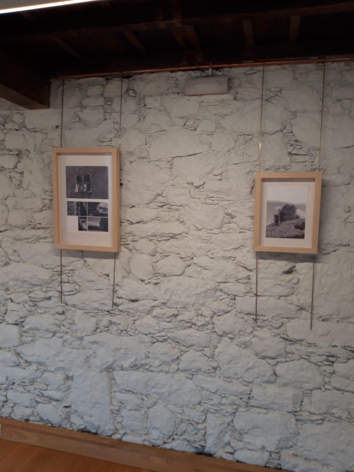 Camiños que se pechan 3, Patricia Coucheiro, castelo de Pambre, IEU
