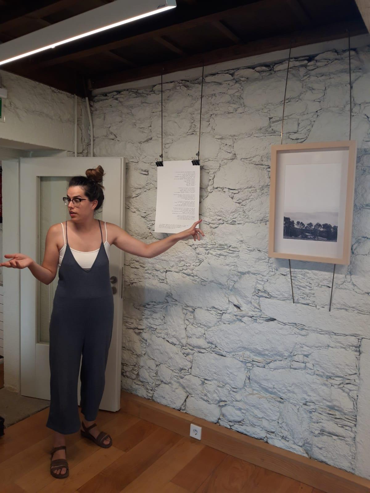Camiños que se pechan, Patricia Coucheiro, castelo de Pambre, Instituto de Estudos Ulloáns