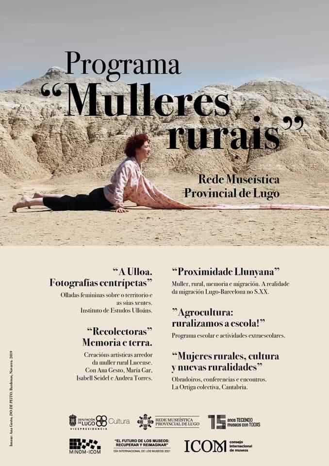 Programa Mulleres Rurais, Rede Museística Galega